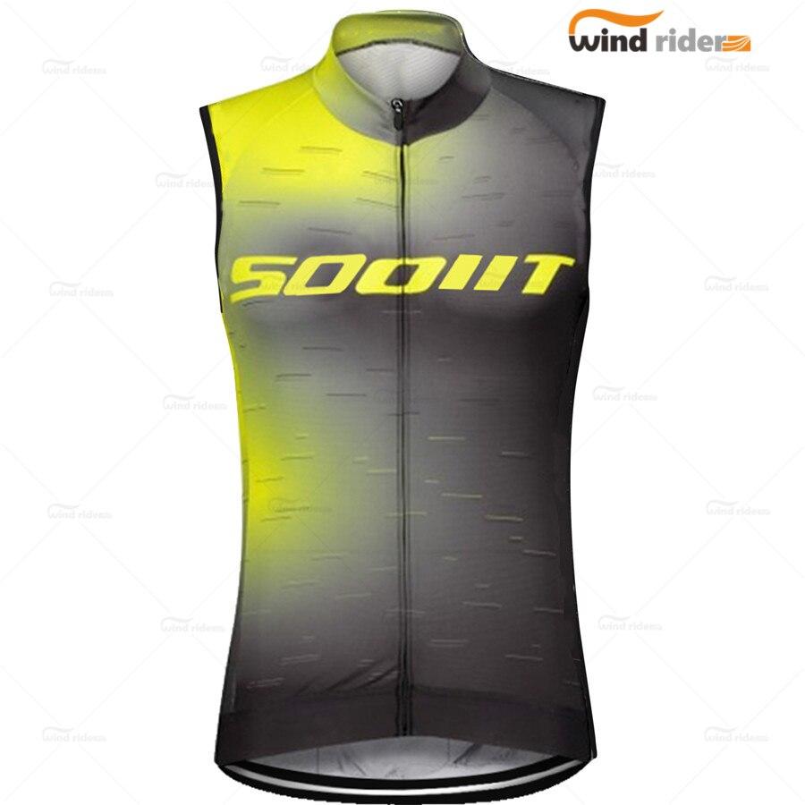 Camisetas de Ciclismo de equipo profesional para hombre, camiseta sin mangas, Ropa...