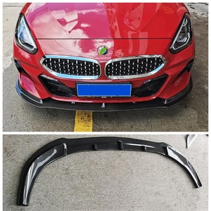 NEW High Quality Carbon Fiber Bumper Front Lip +Rear Diffuser Spoilers + Side skirts Protector For BMW Z4 G29 2019 2020 2021
