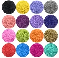 czech crystal spacer czech round glass seed beads bulk for jewelry making handmade diy earring necklace charms jewelry making
