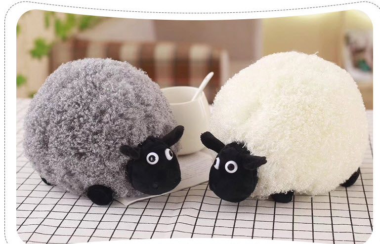 30 90cm cute long reallife penis plush toys sexy soft stuffed funny sleep pillow cushion lovely dolls kawaii gift for girlfriend Lovely Soft Toy Sheep Doll Plush Toys Funny Stuffed Toy Sheep Chair Cushion Sleep Toy Pillow Decoration Dolls Birthday Gift