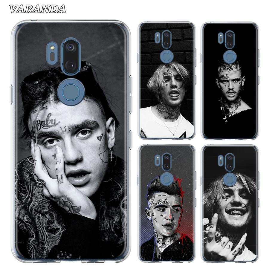 Silicone Phone Case For LG K40 K40s K41s K50s K51s K61G6 G7 G8 ThinQ Q51 Q60 Q61 Q70 Soft Shell Cover Lil Peep Fundas Capa Couqe
