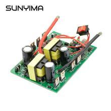 SUNYIMA convertisseur 12v à 220v 600W -1200W   Convertisseur en W, panneau, transformateur de Boost, puissance, 1 pièce