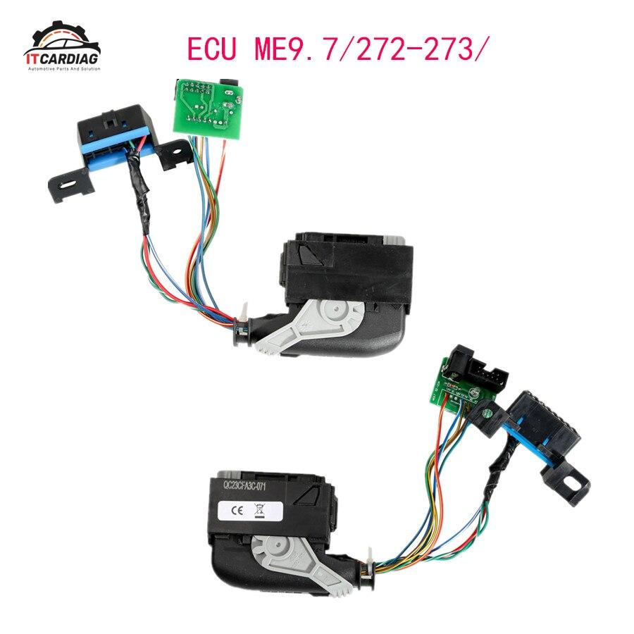 Para Mercedes Benz ECU ME9.7/272-273/Cable de renovación para programación KTM100 KTAG