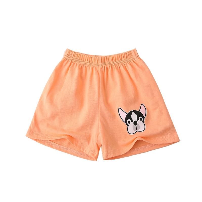 Купить с кэшбэком 0-5Y Cute Newborn Baby Boys Bloomer Shorts Angel Wings Boxer Pants Cotton Solid Girls Short Summer Thin Toddler Infant Clothes