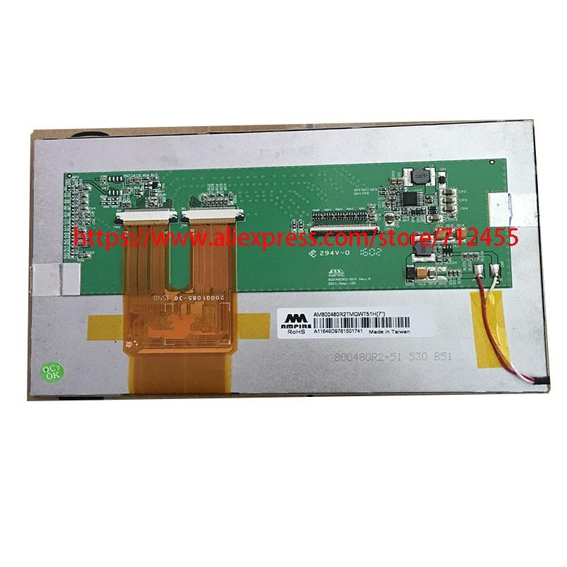 شاشة Lcd AM800480R2TMQWT51H, 7 بوصة