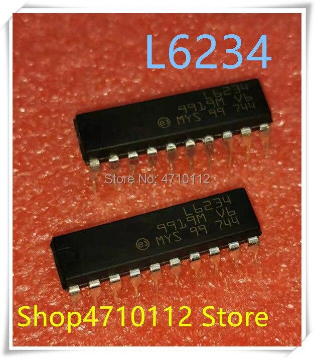 Nuevo 5 unids/lote L6234 DIP-20 IC