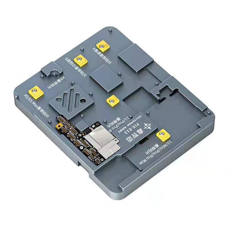Review XINZHIZAO Fix E13 EEPROM Tester no need disassemble read and write for iphone XR XS XSMAX for iphone 11 series 12 series