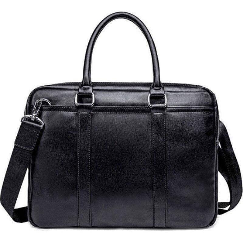 Messenger Bag Men Men's Bag 2020 Diagonal Bag PU Leather Men's Bag Handbag Computer Bag Briefcase Men's Shoulder Bag