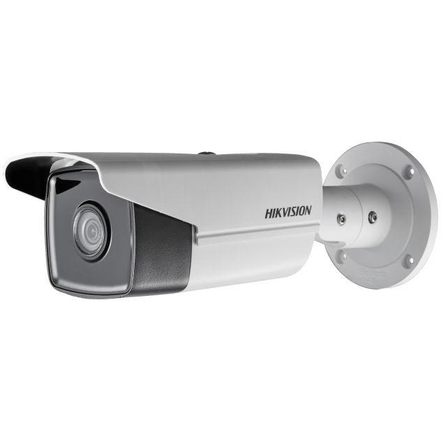 Câmera ip hikvision hiwatch DS-I100 (b) 6-6mm cor bldg branco