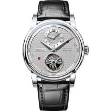 men dress wrist watch,mens automatic watches BORMAN man luxury waterproof wristwatch business mechanical relogio dual time zone