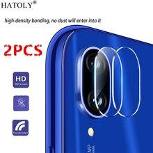2PCS For Xiaomi Redmi Note 7 Camera Lens Protector Camera Protective Film Glass Back Camera Len Film for Xiaomi Redmi Note 7 Pro