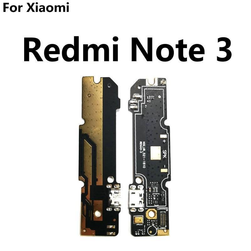 Piezas de conector de Cable flexible para Xiaomi Redmi Note 3 3pro,...