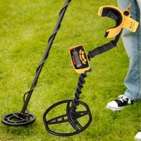 md 6350 underground metal detector waterproof search coil treasure hunter gold digger pinpointer detecting equipment
