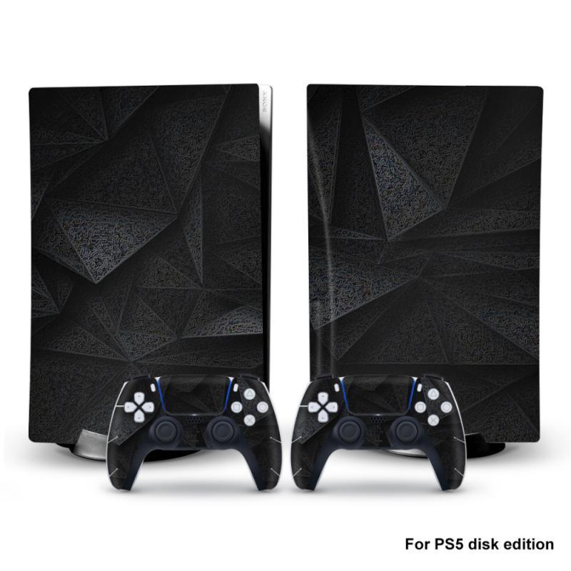 Стикер для консоли PS5 Digital Edition, стикер, защитный чехол для PS5, стильный модный стиль, стикер для PS5