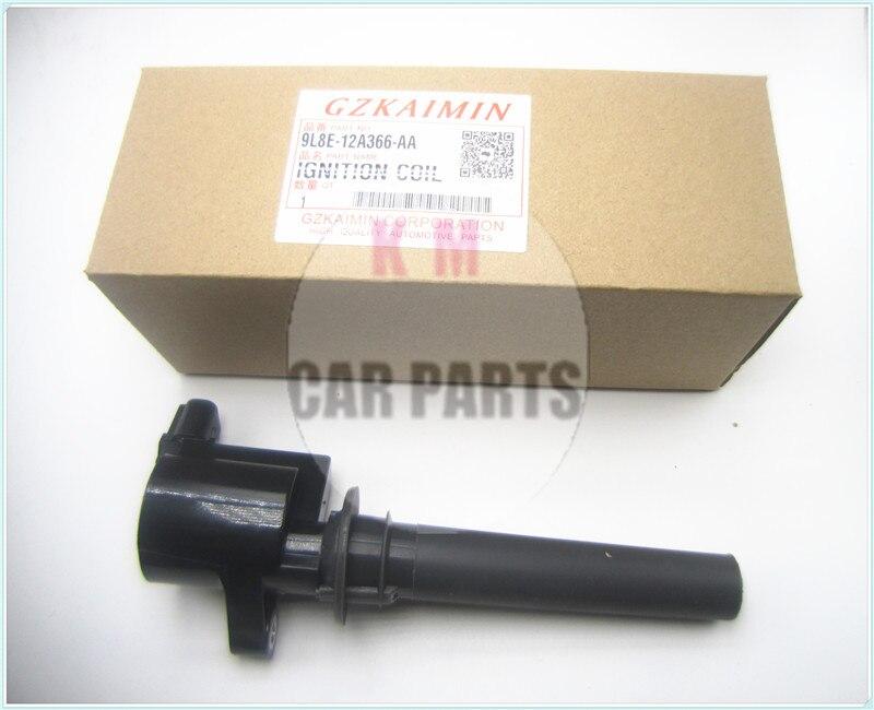 OEM 9L8E 12A366 AA bobina de encendido para Ford USA Taurus escapar para Mazda homenaje EP 3,0 V6 9L8E-12A366-AA 1L8E-12A366-AC