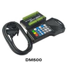 الرقمية DM500 4 محور نك حفارة راوتر 500Khz عقارب وحدة تحكم بالحركة G-كود