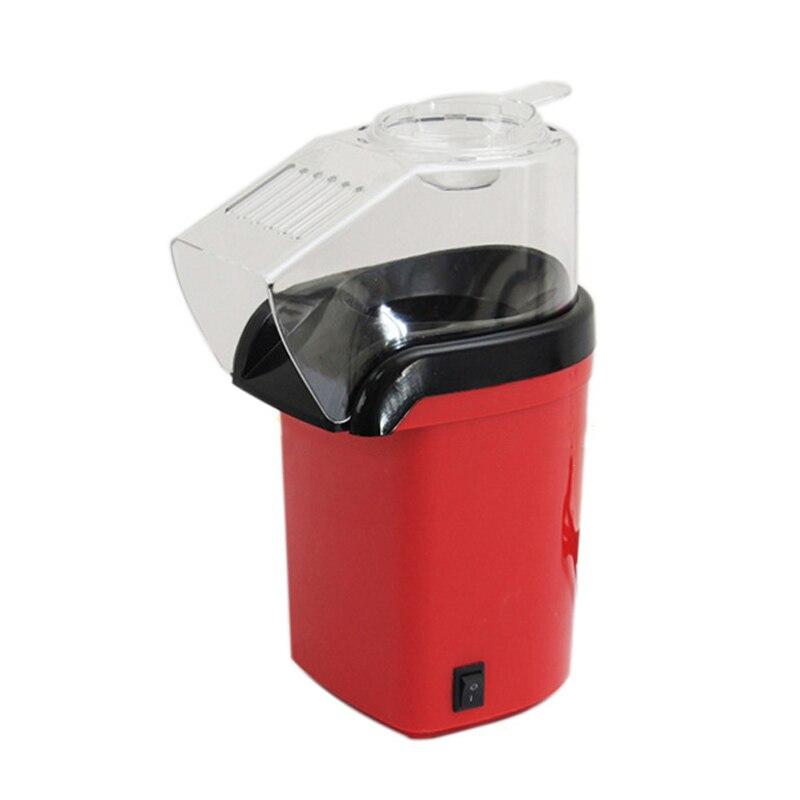 ماكينة إعداد الفشار المنزلية الصغيرة الخالية من الزيت الخالي من الزيت الصحي 1200 واط للمطبخ المنزلي