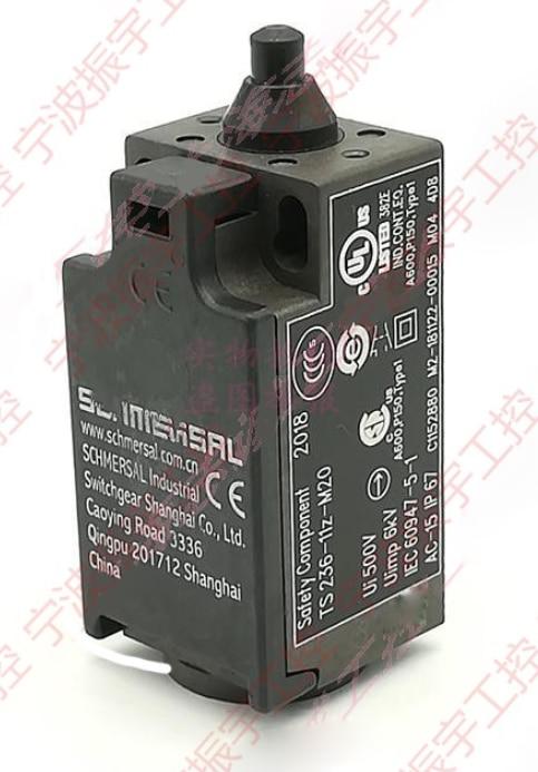 Travel limit switch ZS236-11Z-M20 TS236-11Z-M20