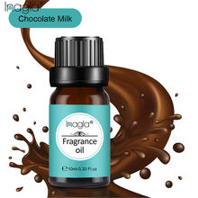 Inagla Chocolate Milk Fragrance Essential Oils 10ml Pure Plant Fruit Oil For Aromatic Aromatherapy D