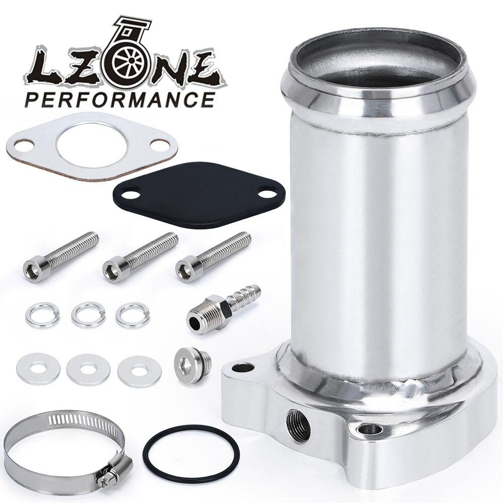 LZONE - 50mm EGR Löschen Kit Rohr Anzug Für MK4 Beetle Golf VW 1,9 TDI 75/80/90/115 BHP Agr-ventil JR-EGR01