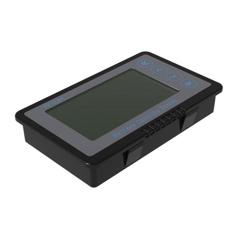 متعددة الوظائف قدرة البطارية متر الجهد رصد النسبة/الحالية/الطاقة