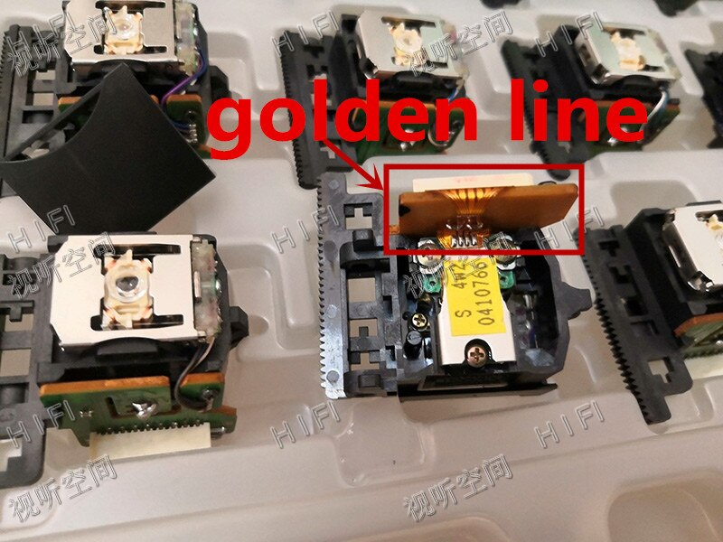 SF-P101N SF-P101 sfp101n sfp101 sf p101n 16 p 16pin gloden linha laser lente óptica pick-ups bloco optique com mecanismo