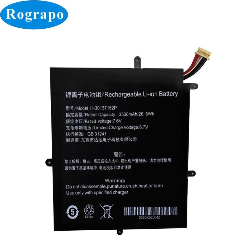 Новый 26.6Wh 3500 мА/ч, H 30137162P Тетрадь ноутбук Батарея для TECLAST F5 2666144 NV 2778130 2S джемпер Ezbook X1 Аккумуляторы для ноутбуков      АлиЭкспресс