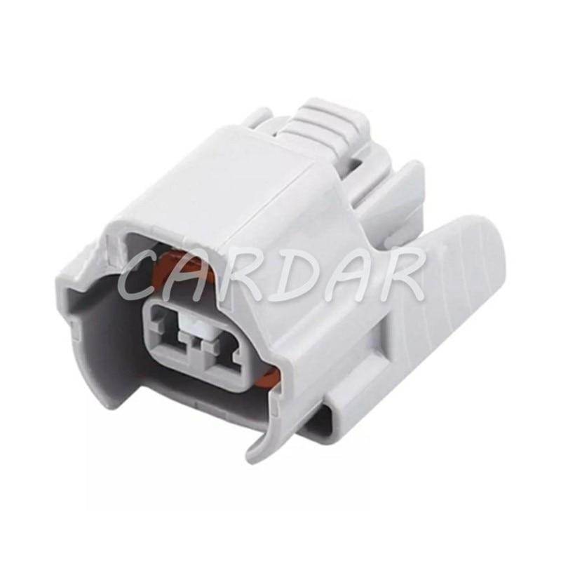 1 комплект в партии, 2 Pin ID-2000/VQ35/2JZ прямой коннектор инжектора автомобильное контактное гнездо для тойота авто Запчасти 6189-0573