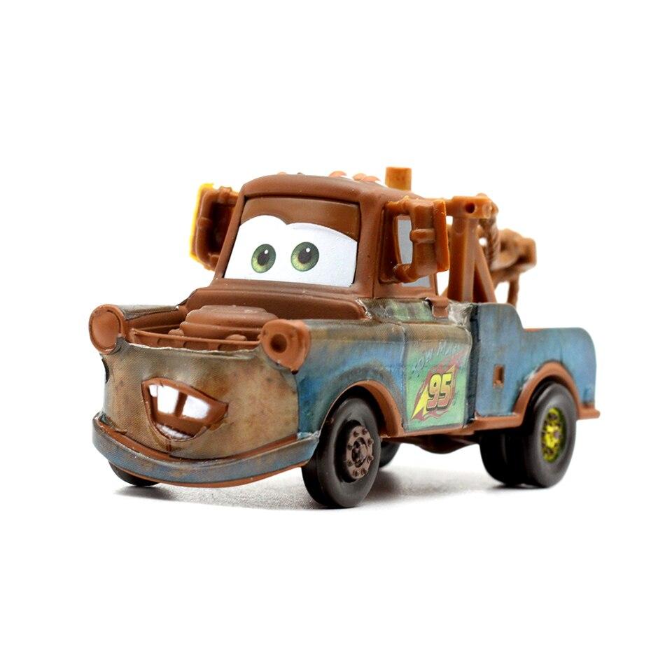 Coche Disney coche de Pixar 3 21 estilo niños Jackson Storm McQueen coche cumpleaños regalo Metal aleación coche juguete dibujos animados modelo regalos de navidad