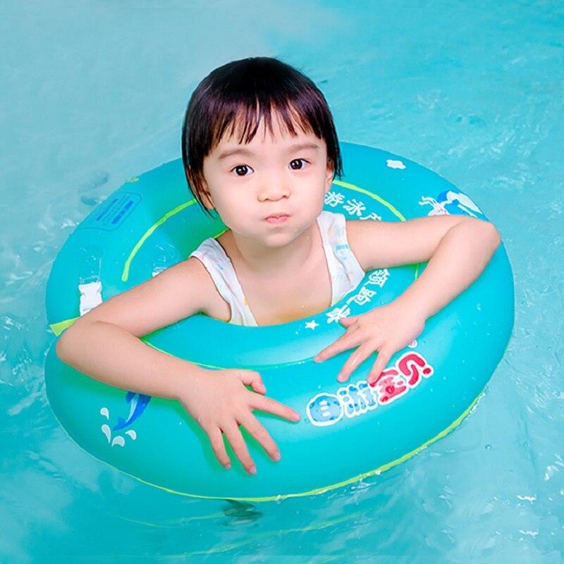 Swimming Pools Accessories baby float kids swimming baby bath toy swim ring baby bathing circles water fun natacion accesorios