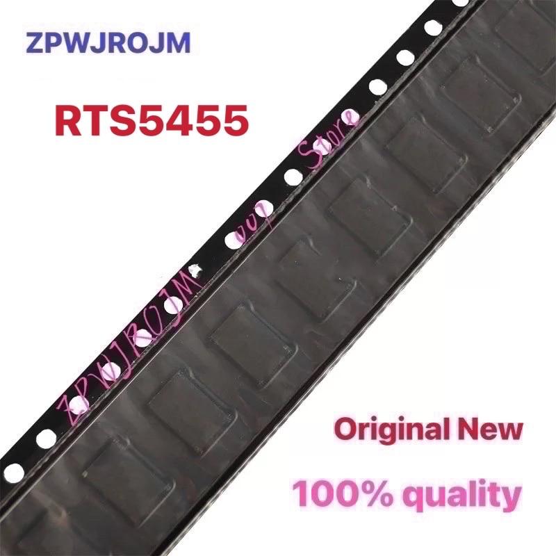 5-10 قطعة/الوحدة RTS5455 RTS5455-GR QFN-46