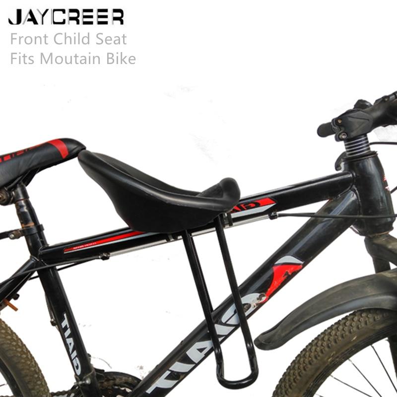 JayCreer asiento de bicicleta de montaña Universal para Bebé/portabebés plegable para niños, apto para bicicleta de montaña