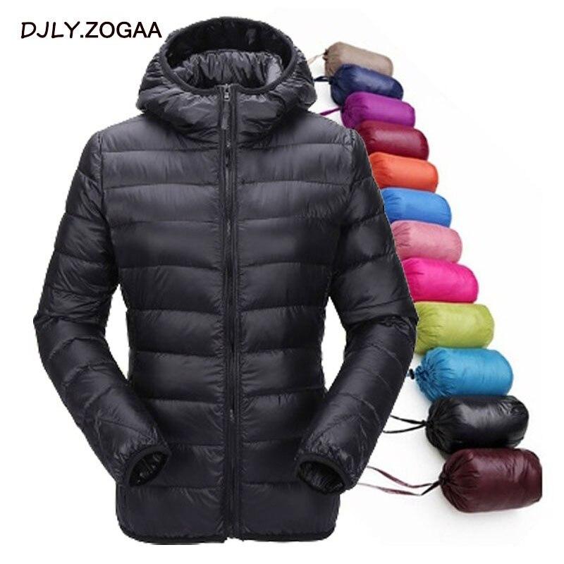 ZOGAA, Invierno 2019, novedad, chaqueta cálida acolchada de algodón para mujer, sección delgada para estudiante, abrigo de algodón con capucha corta con capucha, abrigo de invierno para mujer
