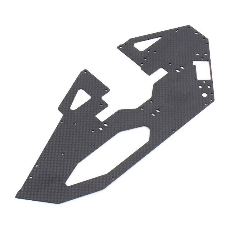 ALZRC - Devil X360 marco principal de fibra de carbono-Micro Servo-1,2mm X360 partes de helicóptero