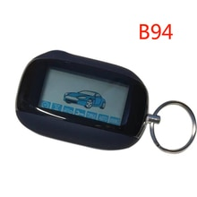 B94 LCD Remote Control Keychain for StarLine B94 two way car alarm system
