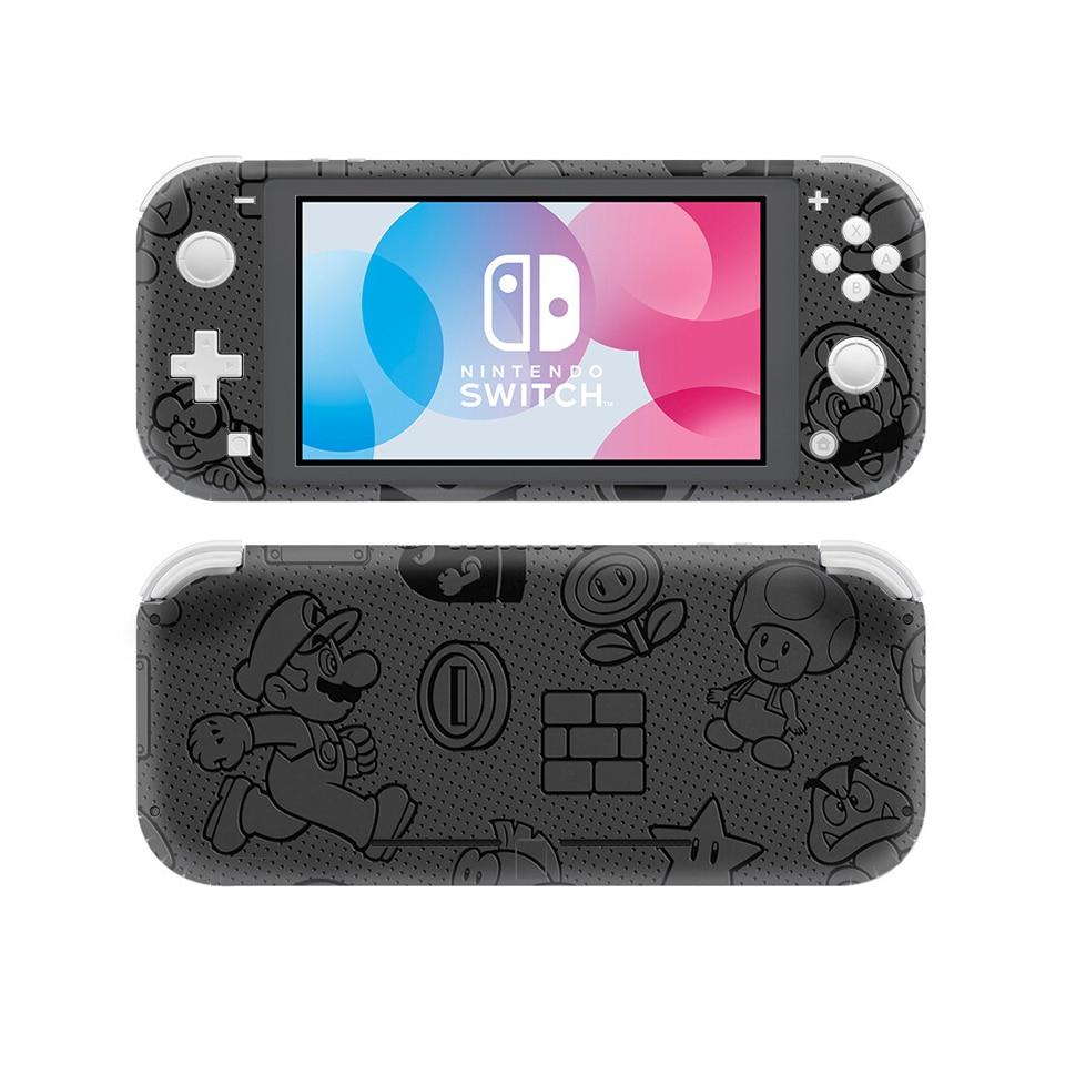 Pegatinas de vinilo para Nintendo Switch Lite para consola y controlador