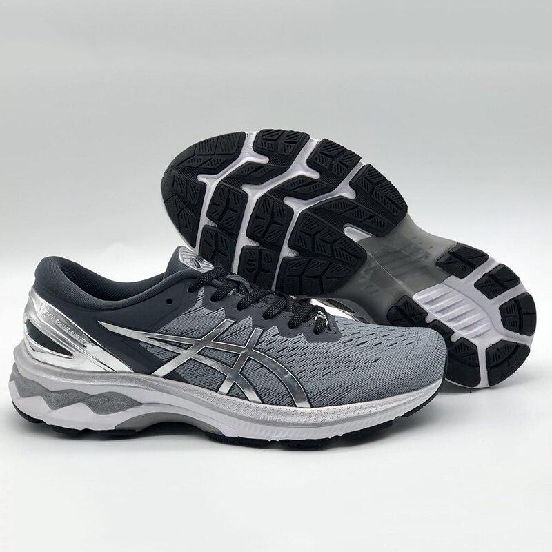Chaussures de course respirantes et à coussin d'air pour hommes, baskets de sport décontractées à Absorption de choc Stable, nouvelle marque, 2021