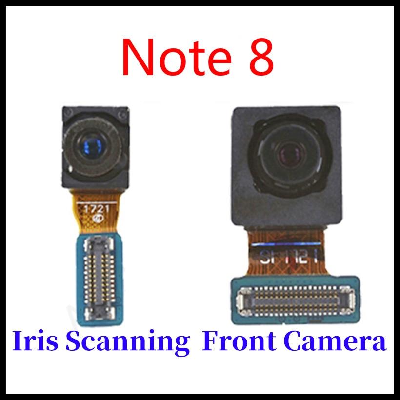 Repuesto de piezas de repuesto de alta calidad para Samsung Galaxy Note 8 N950f N950u, cámara frontal flexible