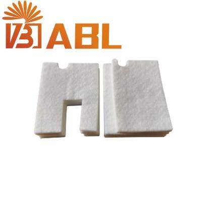 Conjunto 1 Poroso Esponja Almofada Bandeja de Resíduos Do Tanque de Tinta para IMPRESSORA EPSON Stylus BX525 BX535 BX625 SX525 SX535 SX620 TX560 TX620 NX530 NX635