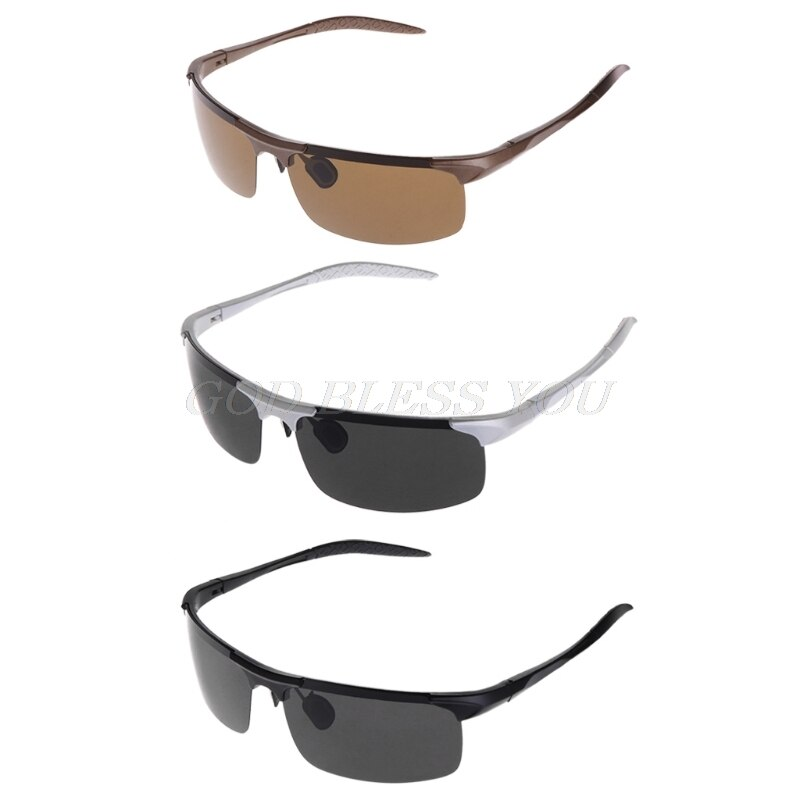 Gafas polarizadas deportivas para hombre, gafas de protección antigoteo para pescar y conducir al aire libre