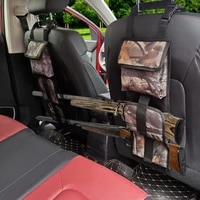 gun case bag holsters front seat storage gun sling bag car seat back shotgun rifle rack hunting bags pistols organier pockets