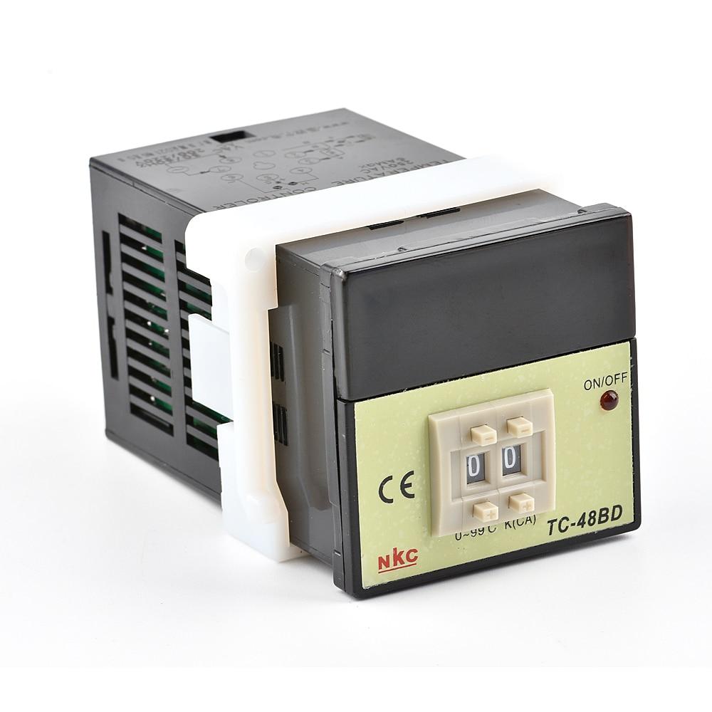 TC-48BD تحكم في درجة الحرارة للطابعة غالاكسي UD 2512LA UD03212LD UD-1812LA