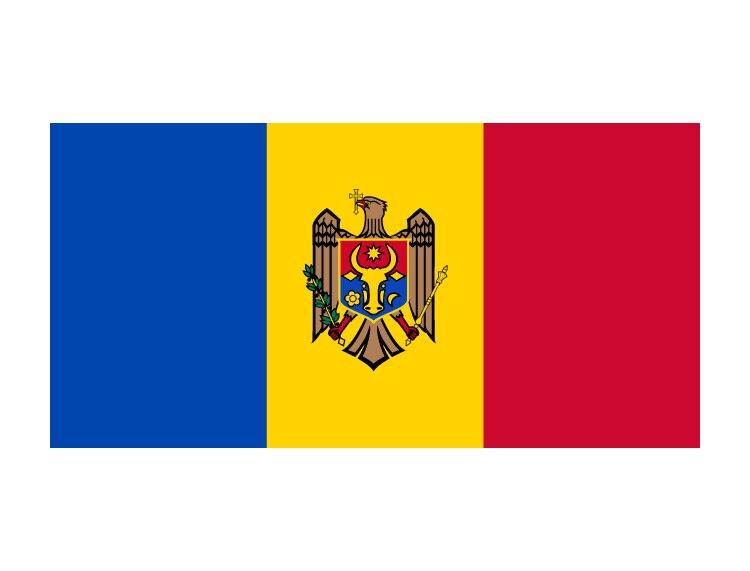 Moldavia 1, 100% nota conmemorativa auténtica, colección Original