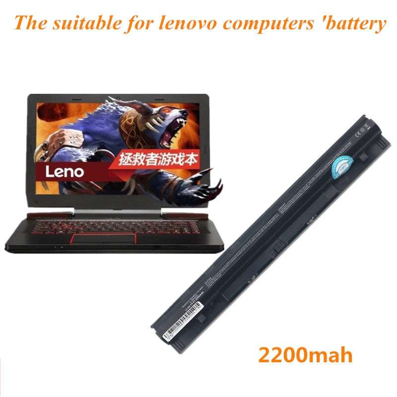 2200 Mah L12L4E01 Laptop Batterij Voor Lenovo G400S G405S G410S G500S G505S G510S S410P S510P Z710 L12S4A02 L12M4E01 L12S4E01