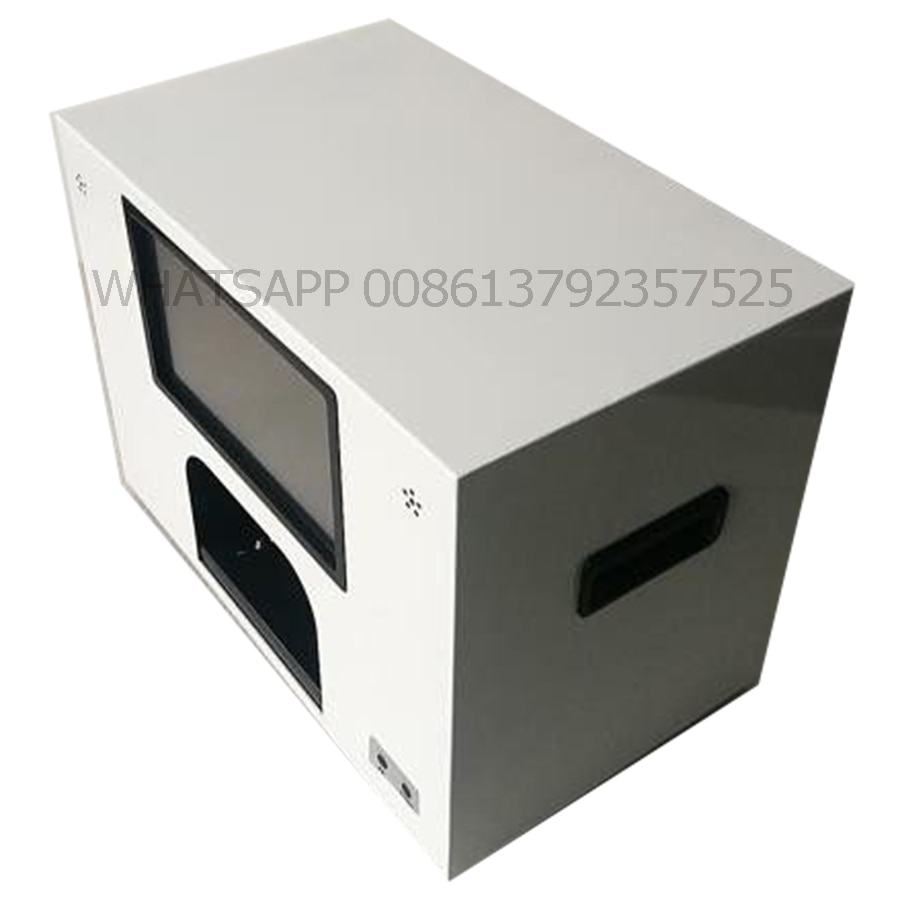 Digital Touch Screen Nail Art Flower Printer Easy To Use  FAST door to door shipping