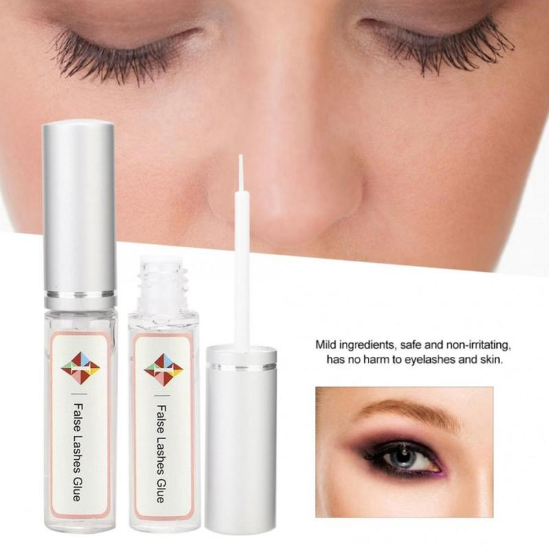 Ml Quick Dry Eyelash Glue False Eyelash Extension Long Lasting Waterproof Beauty Adhesive Makeup Tools Eye Lashes Glue Cosmetic недорого