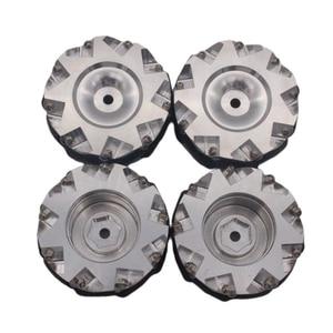 55mm Omni Mecanum Wheel for Arduino Robot Car Chassis Toy Parts Mecanum Wheel