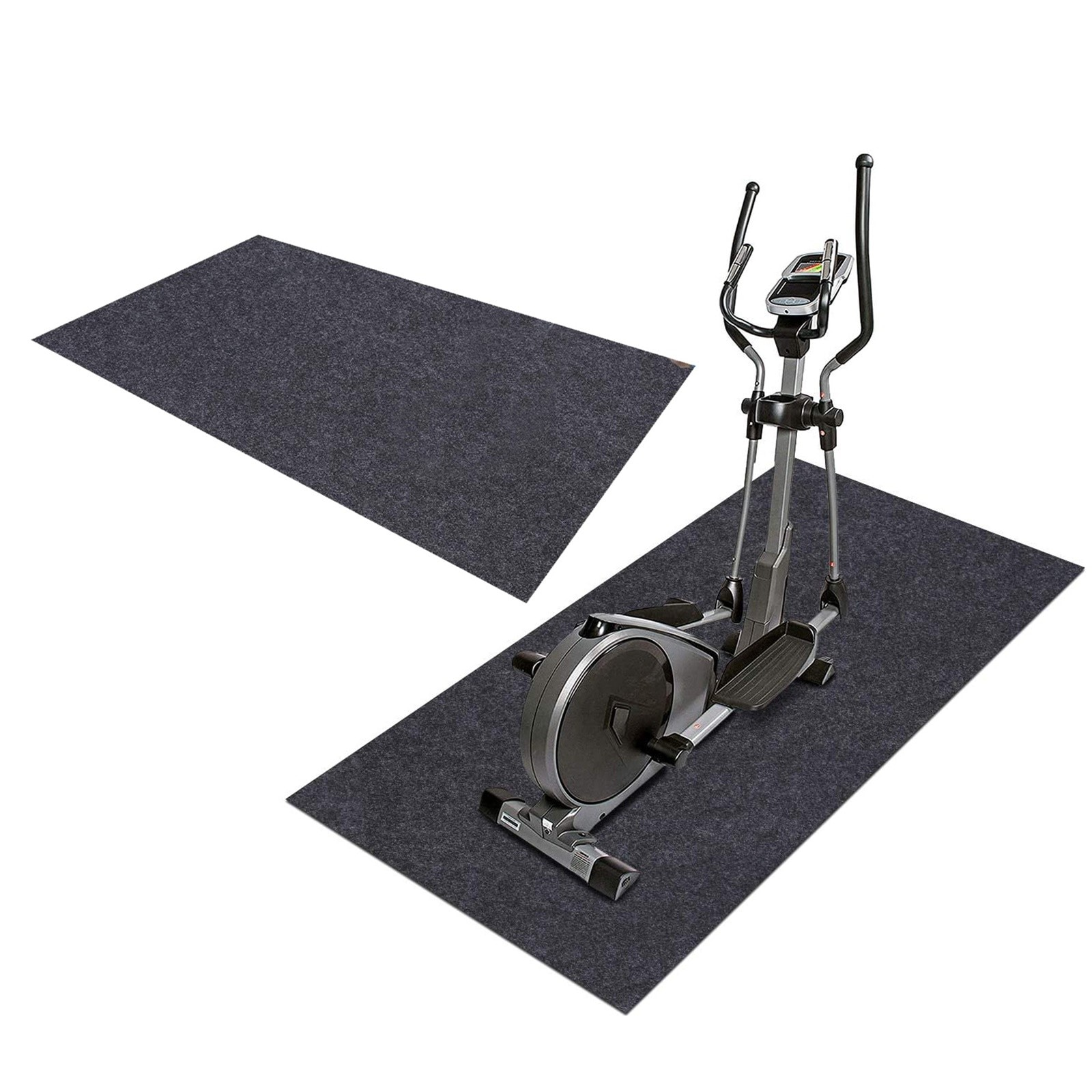 Fitness Equipment Protective Pads Can Be Washed And Used Repeatedly Protect Floor Mat Running Machine Shock Absorbing Pad