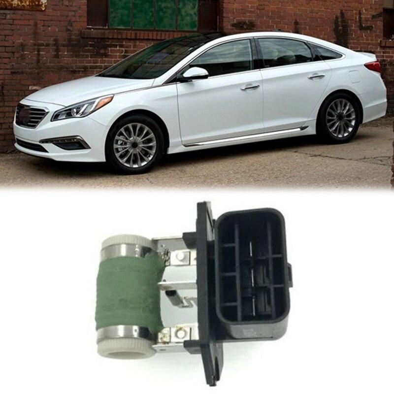 Resistor de ventilador de refrigeración de motor para Hyundai Sonata 2011-2014 2538507550