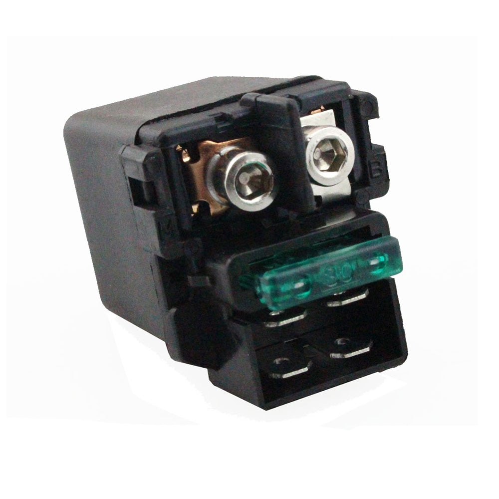 Interruptor de arranque de la llave de encendido del relé de la motocicleta para Honda FMX650 CA125 Rebel CBR250 MC22 VT250 MC20 SPADA NSS250 MF10